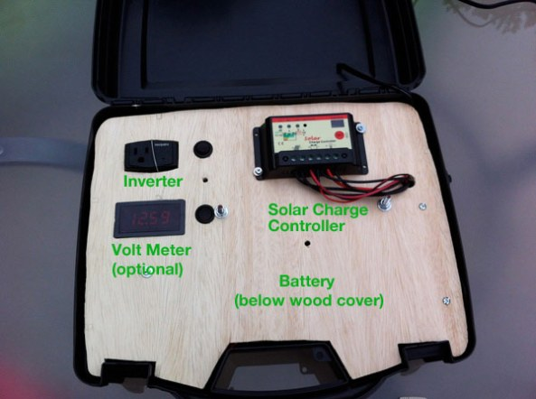 Build Your Own Solar Generator