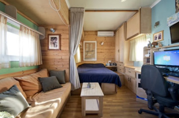 Solar Powered House Truck From Tinyhouse Talk Solar Burrito