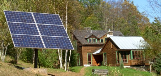 Off The Grid Living Cabin Water System Video Solar