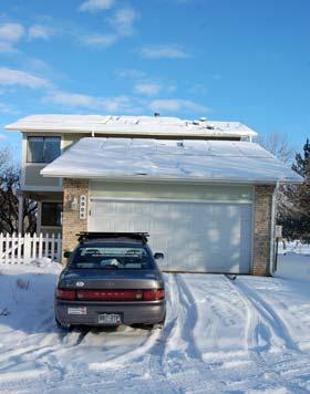 sunny-post-snow-house