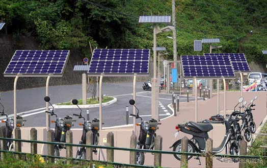 solar-charged-mopeds