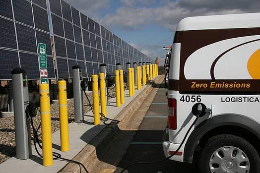 solar-ev-charging-station-wmu