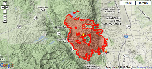 waldo-canyon-fire-map