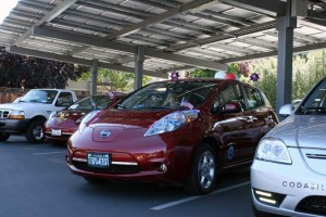 solar-charged-EVs