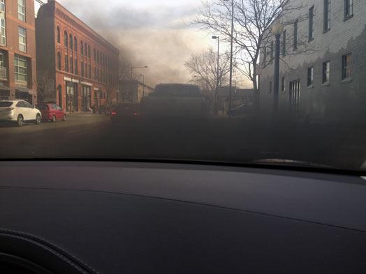 diesel-fumes