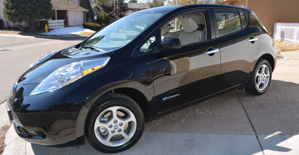 10 Things I Love About Our Nissan Leaf Solarchargeddriving