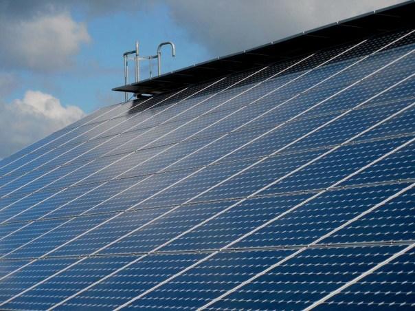 Solar Cells Filter