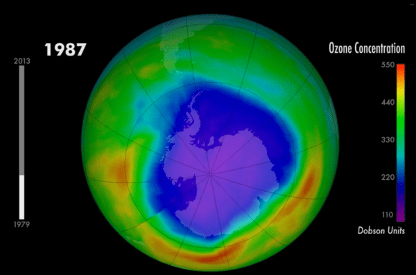 Rescuing the Earth's Ozone has Unexpected Benefits | Solar ...