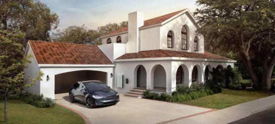 Tesla Solar Roo