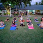 Yoga Event at Solarena Seaside Resort, Caba, La Union