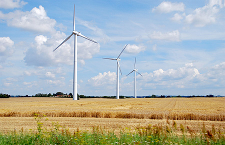 Wind Turbines How Do They Work Solar Energy Facts