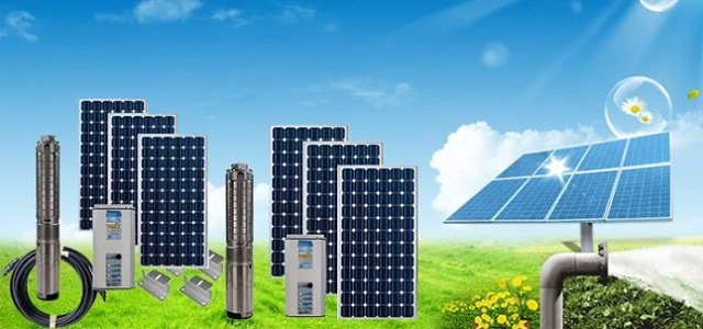 Solar water submersible pump price list.