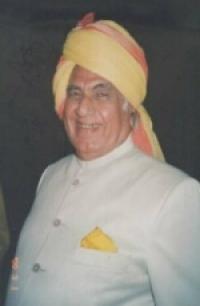 Narsingarh, BHANUPRAKASH SINGHJI