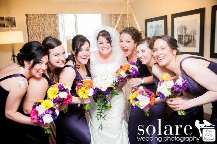 Wedding Photography at Wyndham Hotel in Beacon Hill Boston (15)