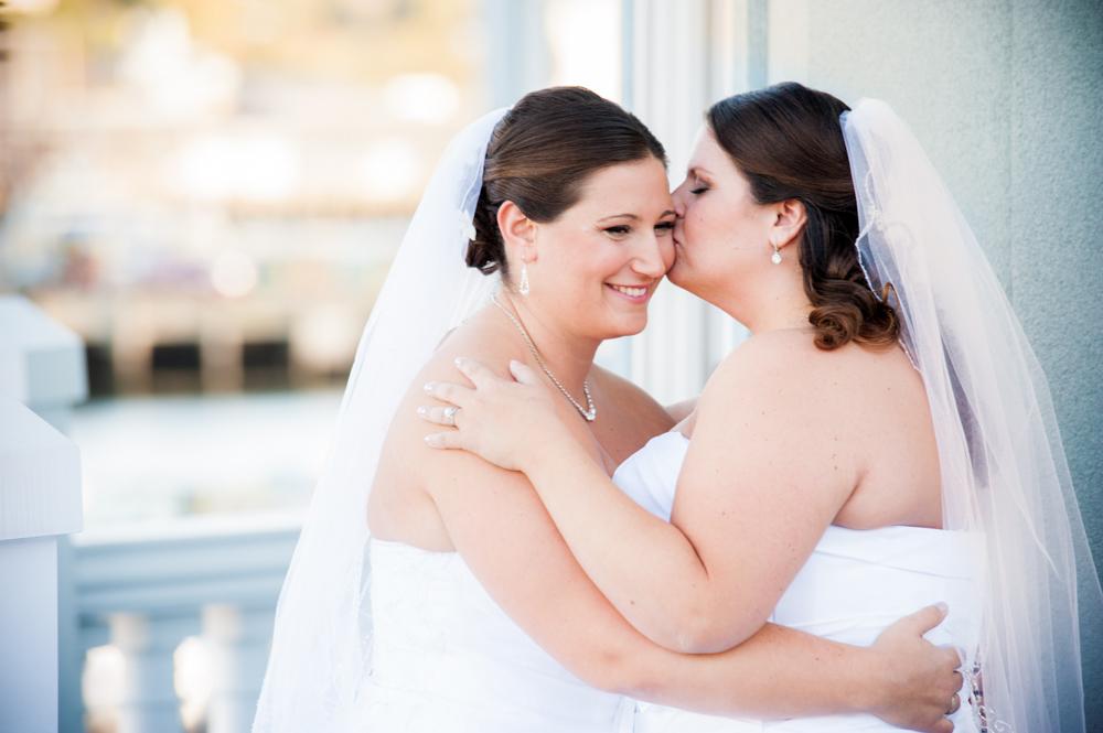 Amanda & Stacie - Cruiseport Gloucester Wedding