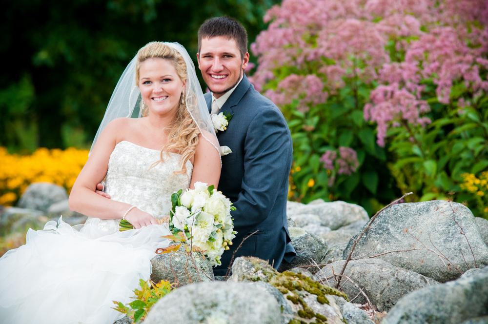 Cayla & Bryan - Road's End Farm Wedding