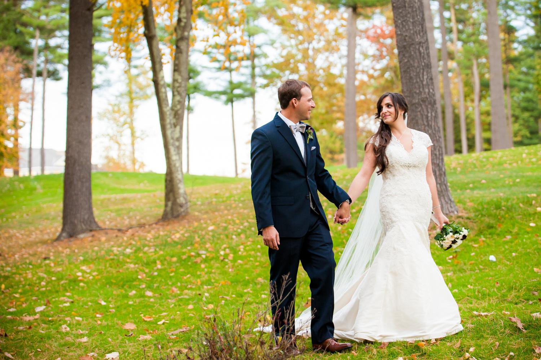 Joanna & Brian - Wedgewood Pines Country Club Wedding
