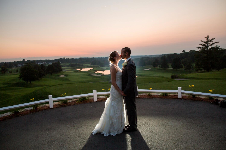 Lauren & Vinnie - Merrimack Valley Country Club Wedding