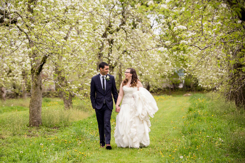 Megan & Will - Smith Barn Peabody Wedding