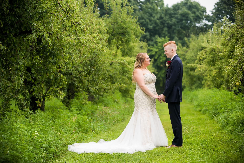Kristen & Jack - Smith Barn Peabody Wedding