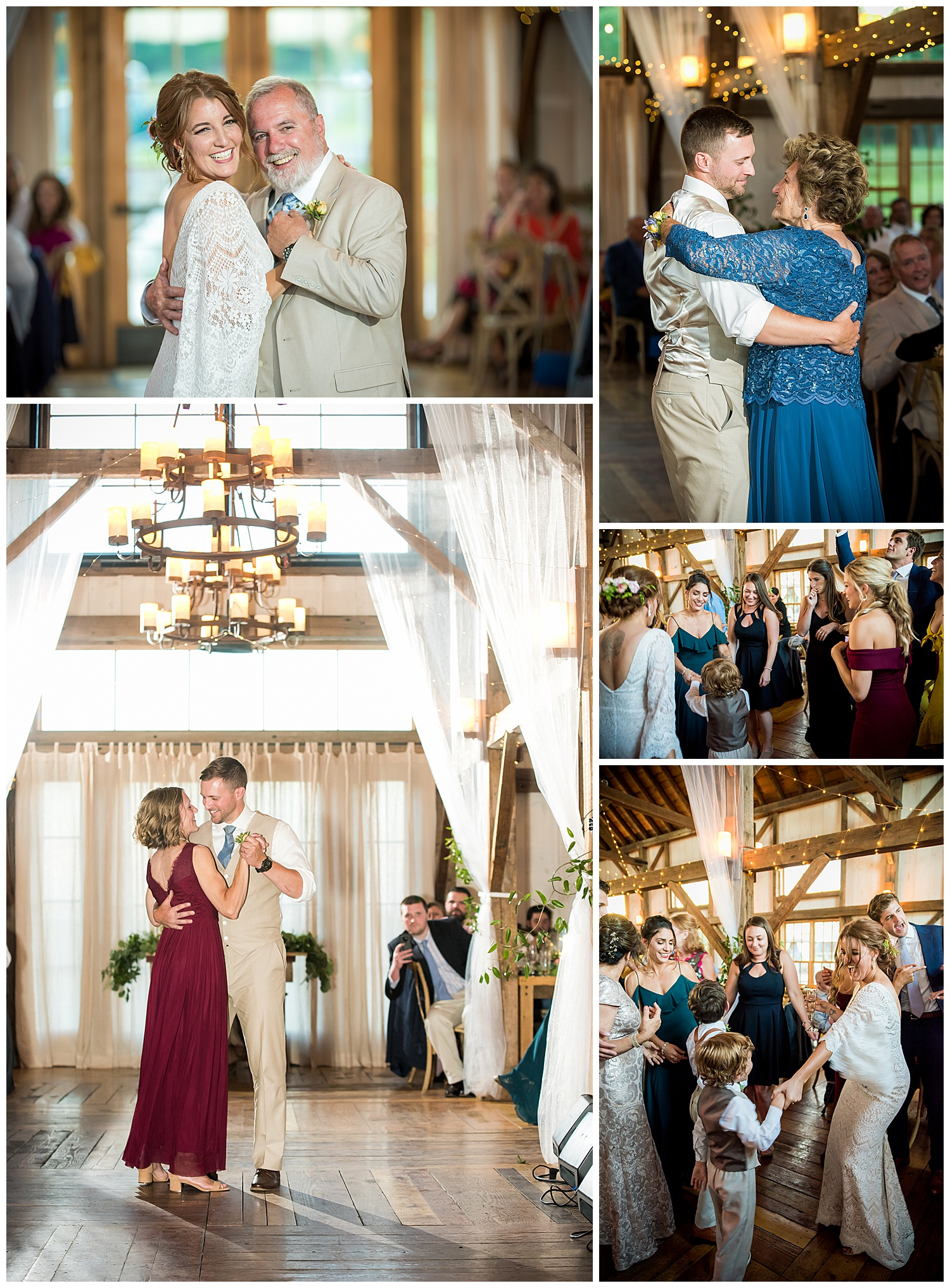 Valley View Farm Wedding - Reception Photos