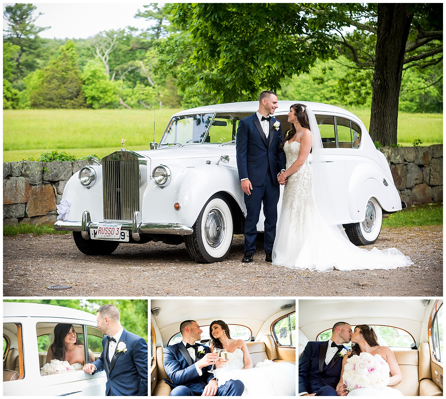 Maudslay Park - Bride & Groom Portraits