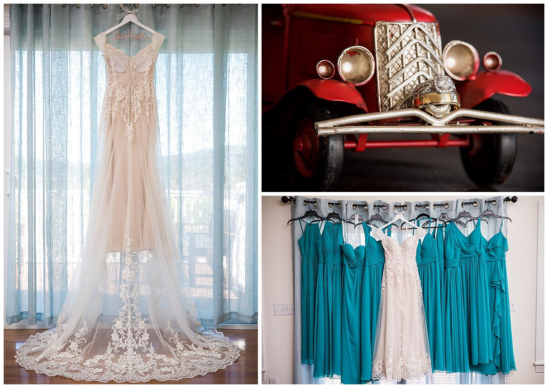 Owl's Nest White Mountain Wedding - Details