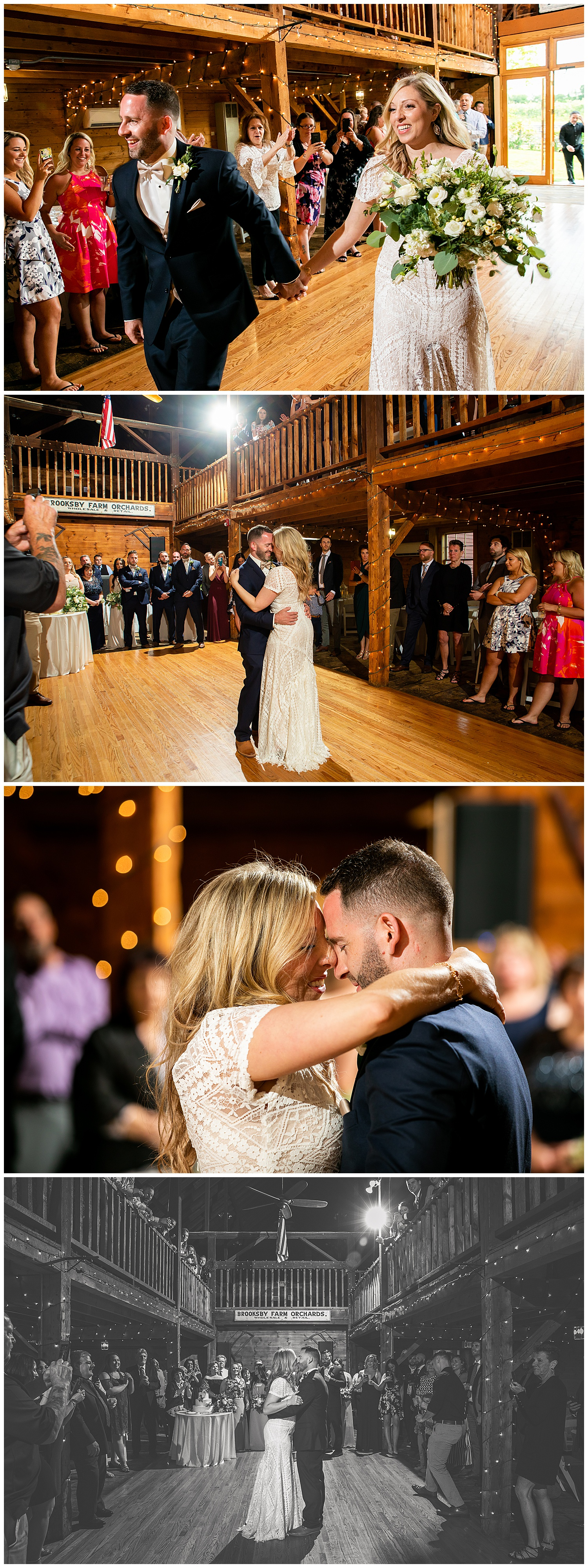 Introductions & First Dance,social media,