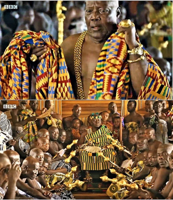 Kings And Queens Great Africa
