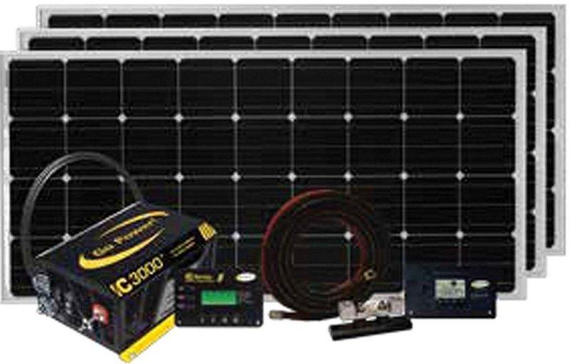 Taking Your RV Solar