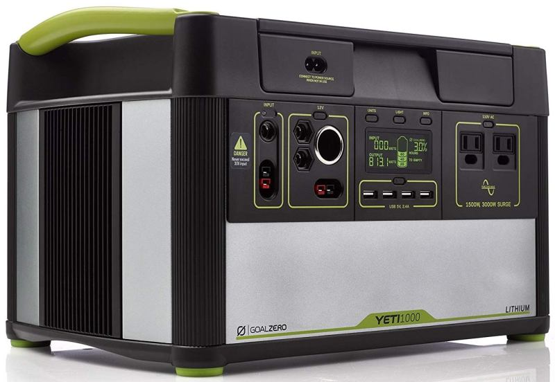 Brief Overview Of The Yeti 1000 Lithium