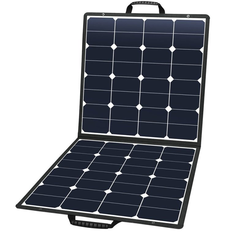Compatible Solar Panel For The Suaoki 500Wh Portable Solar Generator