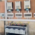 CEFA Off-Grid System