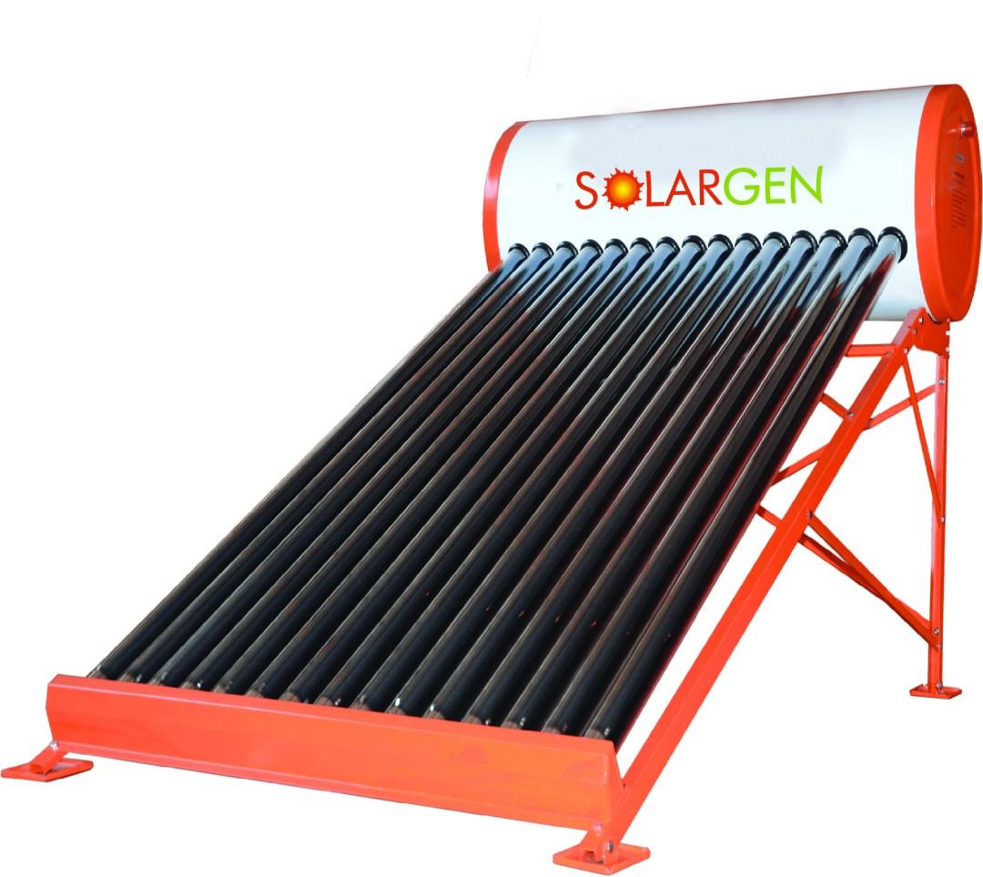 solargen water heater tube
