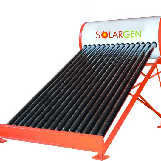 solargen water heater tube