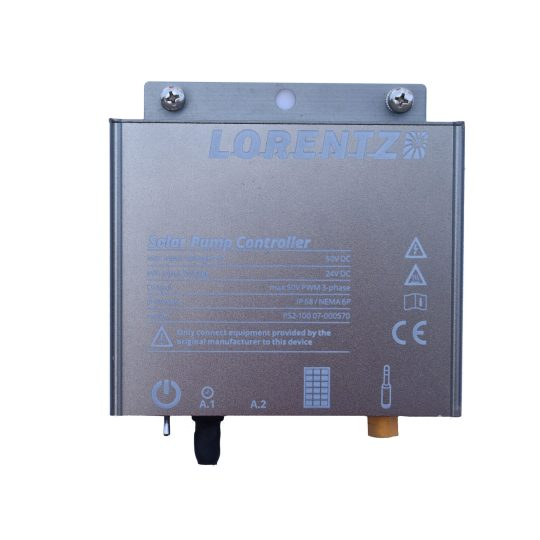 Lorentz pump controller
