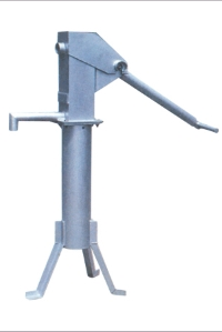 deep well hand pump