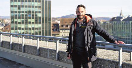 Roger Langenegger von Solarify