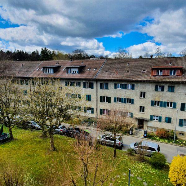 Immeubles Burckhardtstrasse Berne