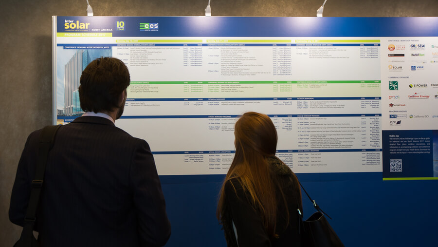 Intersolar Session Recaps From Intersolar/ees North America In San Francisco