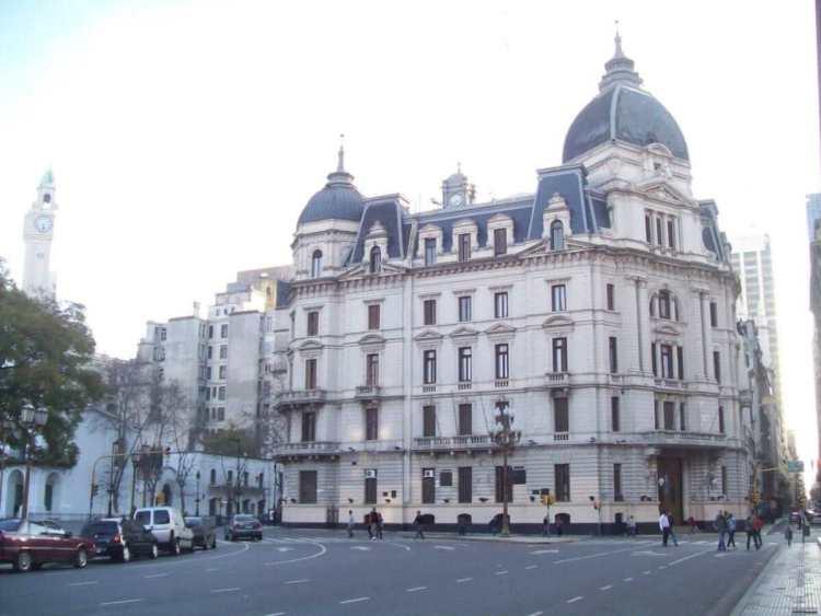 European Architecture in Argentina