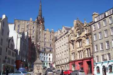 Edinburgh Self Guided Walking Tours