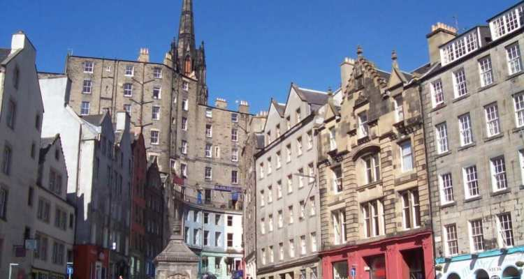 Edinburgh Self Guided Walking Tours