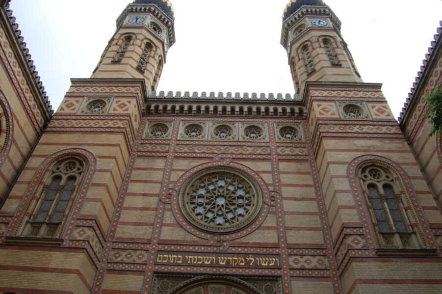 Budapest Kosher Restaurants and Jewish Shops