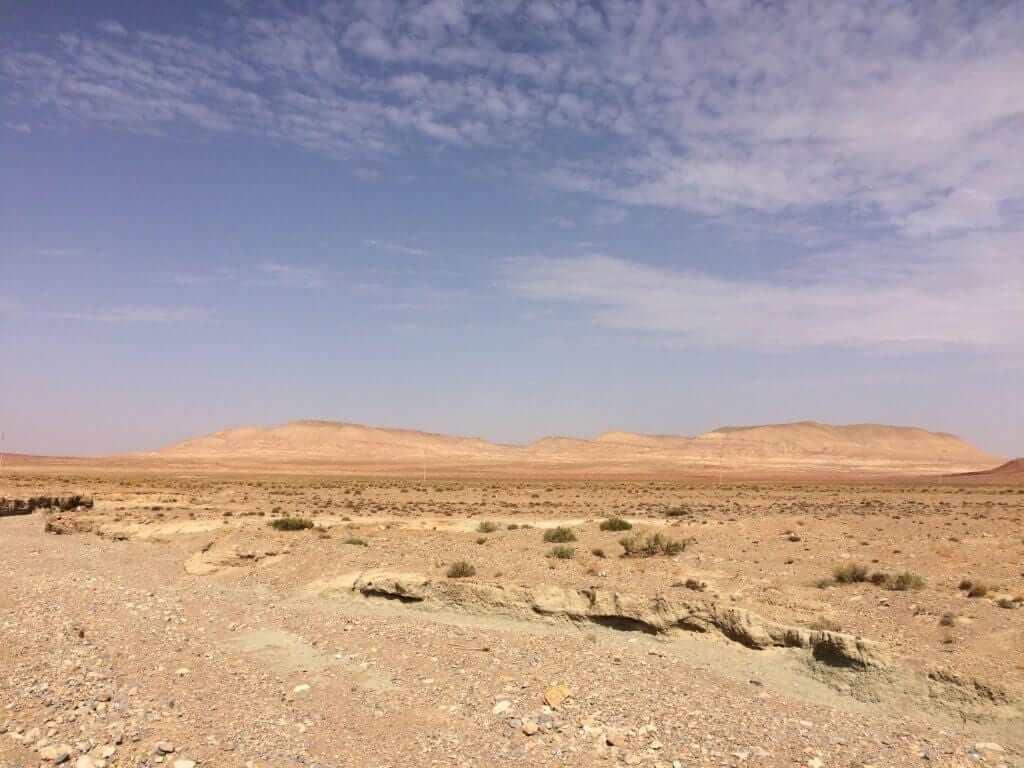 Road to Merzouga