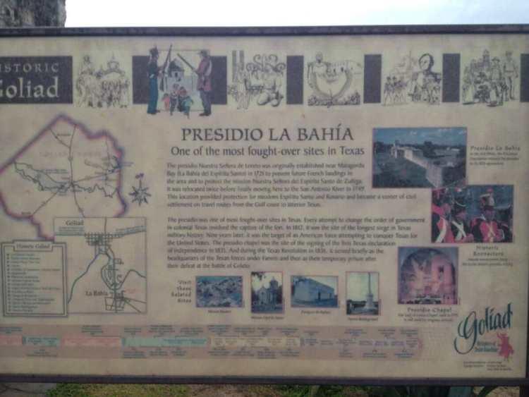 Presidio La Bahia, Goliad, TX