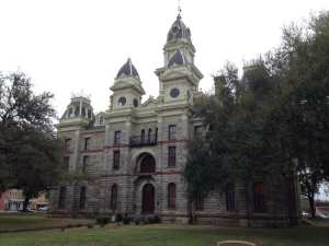 The Courthouse and the Hanging Tree