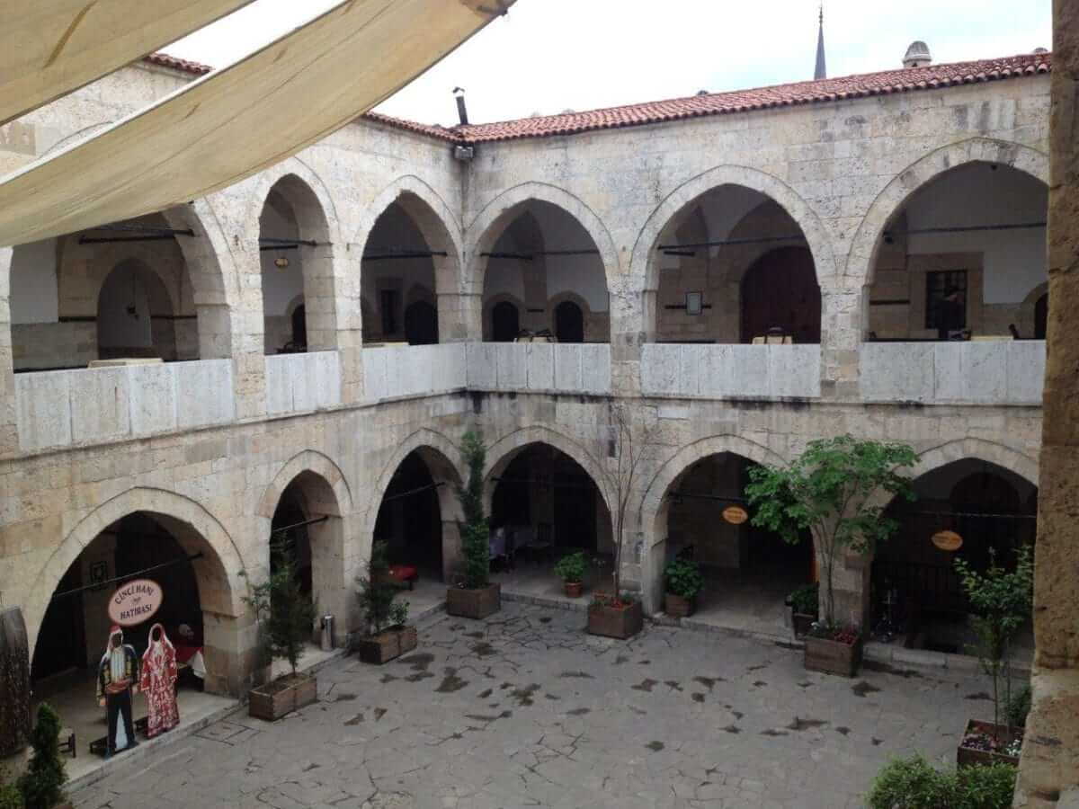 Safranbolu Medieval Caravanserai