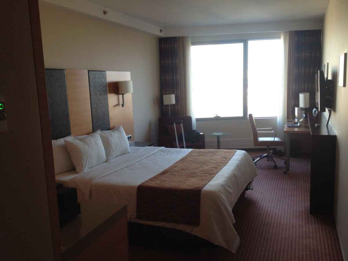 Moscow Marriott Courtyard Paveletskaya