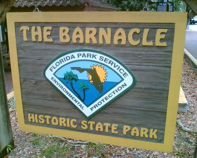 The Barnacle in Miami